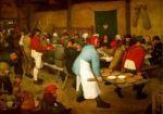 Schilderij van Pieter Breughel.