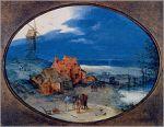 Landschap met hofstede en windmolen, ca. 1610/1640, atelier Jan van Brueghel de Oudere.