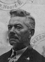 Vader van Peet ca 1940